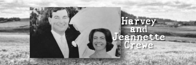 Case 11: Harvey and Jeannette Crewe (PROLOGUE)
