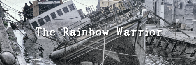 Case 12: The Rainbow Warrior (PART II)