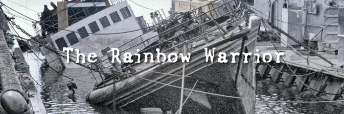 Case 12: The Rainbow Warrior (PART II)