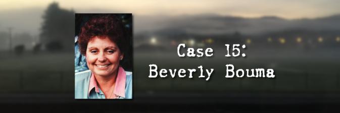 Case 15: Beverly Bouma