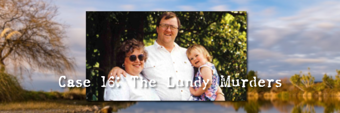 Case 16: The Lundy Murders (PROLOGUE)